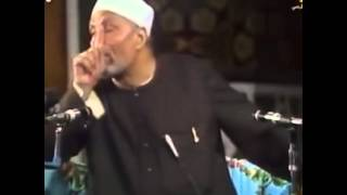 محمد الشعراوي يتكلم عن الرزق كلام جميل جدآ