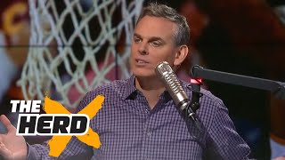 LeBron James should win the MVP every season | THE HERD