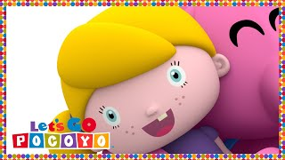 Let's Go Pocoyo! - Elly's New Doll [Episode 44] in HD