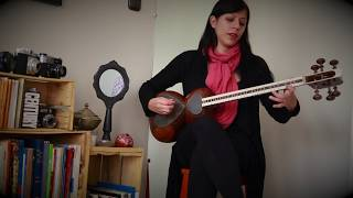 تار نوازی صبا طبخی،.Persian Traditional Music,Classical music from Iran.Saba Tabkhi