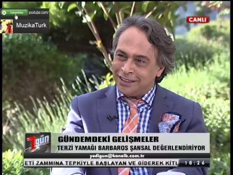 Barbaros Şansal AKP ve Siyonizm Tek Parça