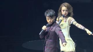 容祖儿李克勤2015演唱会   Joey Yung x Hacken Lee Concert 2015