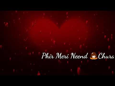 Romantic Song | Chupke Se Koi Aayega Song | Whatsapp Status Lyrics Video