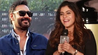 Kajol Opens On BEAUTIFUL Bond With Hubby Ajay Devgn