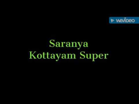 Saranya beauty  kottayam supper
