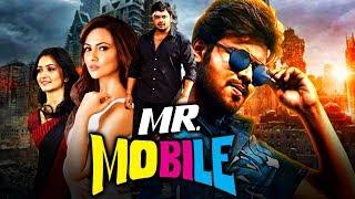 """Manoj Manchu Action Blockbuster Hindi Dubbed Movie """"Mr. Mobile""""   South Hindi Action Movies 2019"""
