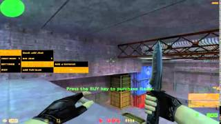 How to add bots on Counter-Strike 1.6 on Steam (No Console)