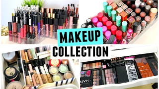 MAKEUP COLLECTION 2017 | sophdoesnails