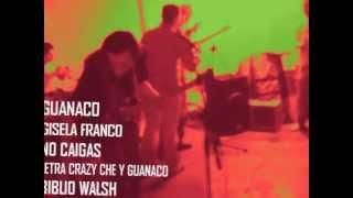 GUANACO - con gisela franco (gigo) - no caigas