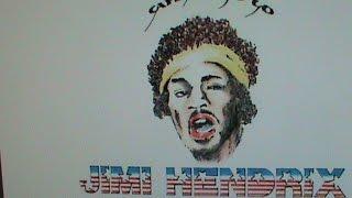 Jimi Hendrix-Live N.Y. Cafe Au Go Go, Jimi Play The Blues 68