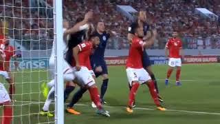 Malta 0 vs 4 England 01-07-2017 All Goals & Highlights