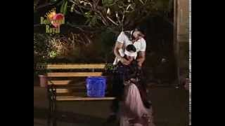 On location of TV Serial ''Saraswatichandra''  Saras and Kumud romantic scenes  1