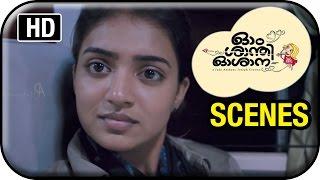 Om Shanti Oshana Movie Scenes HD | Nazriya's classmate proposes her | Nivin Pauly