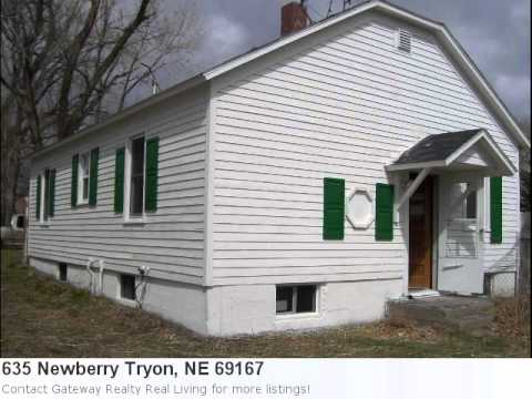 Tryon Ne Home For Sale. 2 Bedroom 1 Bath House Listed At J
