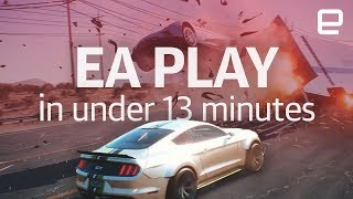 EA Play event in under 13 minutes | E3 2017