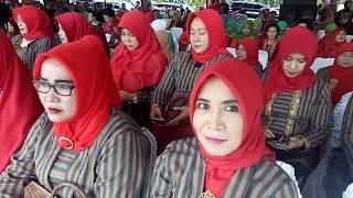 Pejabat dan Istri Pejabat Hadir dalam Peringatan Hari Jadi Klaten ke-213 Tahun 2017