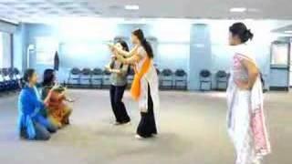 Ak dance practice 'Aktus khani-- bou koia dako' 04/13