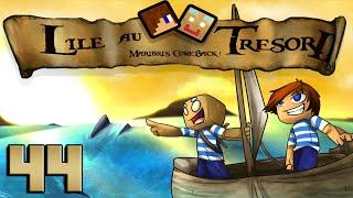 L'île au Trésor II : PIMP MY HOUSE | 44 - Minecraft