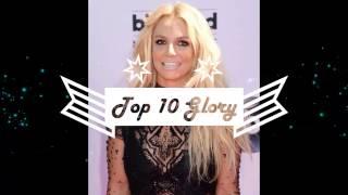 Top 10 Glory's Songs (Britney Spears)