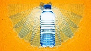 Su Şişesi Çevirme Kapışması - Water Bottle Flip Challenge