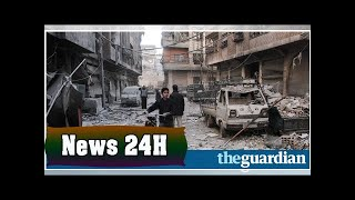 Race to evacuate sick from besieged syrian city of eastern ghouta | News 24H