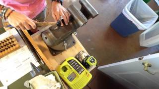 Hand Stamped Silver Jewelry Making Video