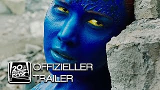X-Men: Apocalypse | Trailer 2 | Deutsch HD German (Oscar Isaac)