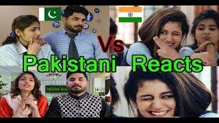 Pakistani Reacts To | Priya Prakash Varrier  | Oru Adaar Love | Official Teaser | Viral Video