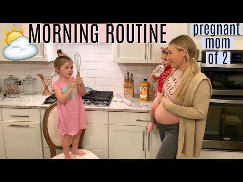 Xxx Mp4 MORNING ROUTINE 2019 PREGNANT MOM OF 2 MORNING MOTIVATION Tara Henderson 3gp Sex