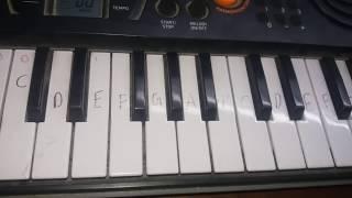 dheere dheere se meri zindagi (piano cover be sujal choudhary)