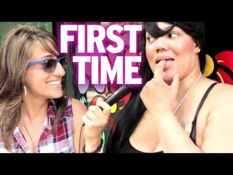 Lesbians Explain : Their First Lesbian Experience