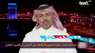 ماجد قاروب يتحدث عن انتخابات الاتحاد السعودي وقانونيتها