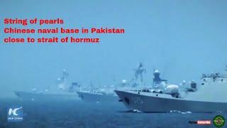 String of pearls: China to establish naval base in Pakistan