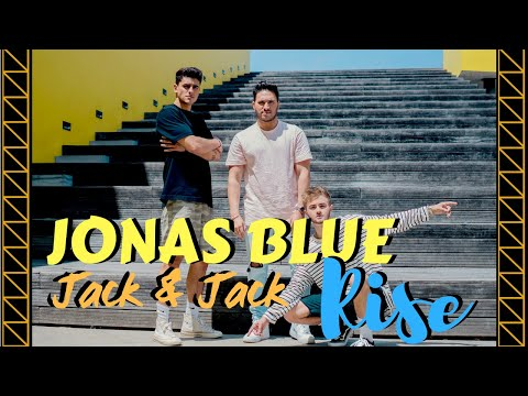 Jonas Blue - Rise ft. Jack & Jack || Traducida al español.