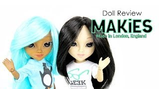 Doll Review: Makies