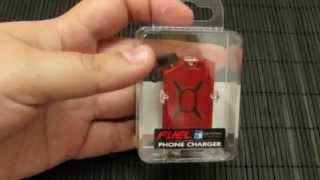Review: Devotec Fuel Micro-USB Charger (El cargador más pequeño del mundo)