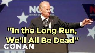 Joe Biden's Lousy Campaign Slogans - CONAN on TBS
