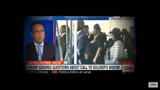 WW3 NEWS:PRESIDENT TRUMP IGNORES QUESTION ABOUT CALL TO SOLDIER