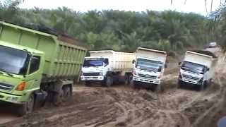 Isuzu Trucks around the World