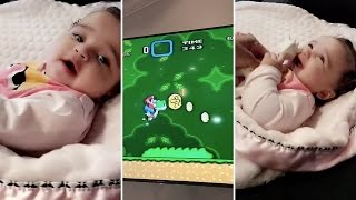 Blac Chyna Playing Video Games With Dream Kardashian | FULL VIDEO