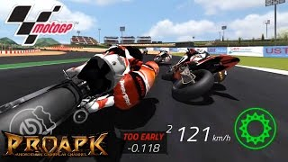 MotoGP Racing: Championship Quest Gameplay iOS / Android