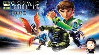 Ben 10 Ultimate Alien: Cosmic Destruction (Xbox 360) (Replaythrough) Part 6