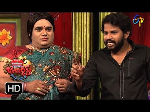 Xxx Mp4 Hyper Aadi Raising Raju Performance Jabardasth 11th January 2018 ETV Telugu 3gp Sex