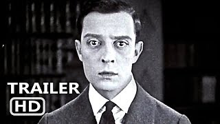 THE GREAT BUSTER : A CELEBRATION Trailer (Documentary, 2018) Biopic, Buster Keaton