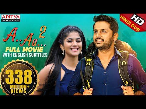 A AA 2 Chal Mohan Ranga 2019 New Released Hindi Dubbed Movie Nithiin Megha Akash
