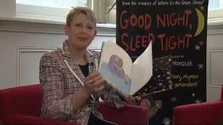 Mem Fox Reads From 'GOOD NIGHT, SLEEP TIGHT'