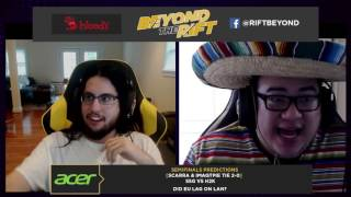 Beyond the Rift - Episode 14: SPOOKY WORLD'S REVIEW AND PREDICTIONS ft. GOLDENGLUE