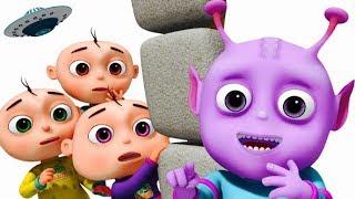 Zool Babies Series - Alien Episode   Cartoon Series For Children   Videogyan Kids Shows