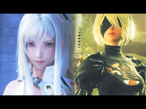 Xxx Mp4 Lore Summary From Drakengard To Nier Automata 3gp Sex