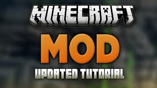 How to Install Minecraft Mods 1.11 (Updated) - Install Multiple Mods!